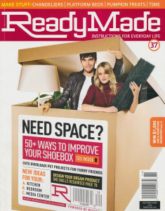 READYMADE MAGAZINE