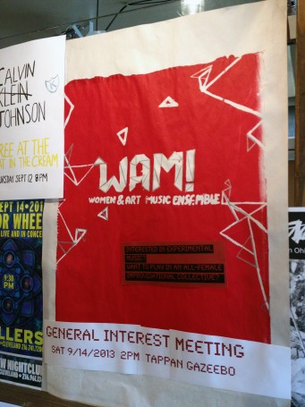 WAM!: Women and Art Music