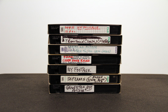 THE CHUCK CLOSE TAPES