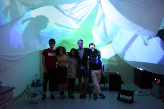 ECAMP (EXPERIMENTAL COLLABORATIONS IN ART, MUSIC, & PERFORMANCE)